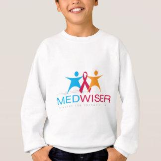 Medwiser Blau Sweatshirt