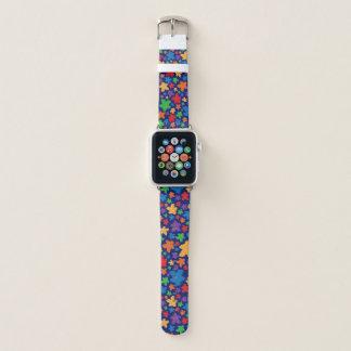 Meeple Druck-Apple-Uhrenarmband Apple Watch Armband