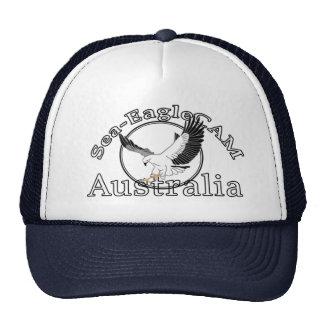 Meer-EagleCAM Logo-Hut 2 Baseball Mützen