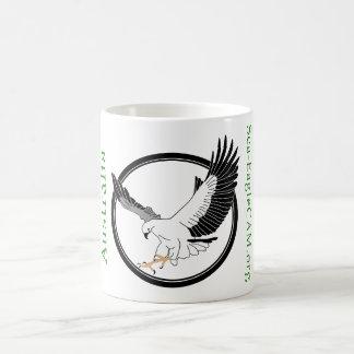 Meer-EagleCAM Logo-Tasse Tasse