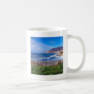 Meer Half Moon Bay Kalifornien Kaffeetasse