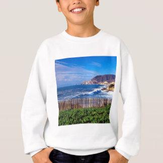 Meer Half Moon Bay Kalifornien Sweatshirt