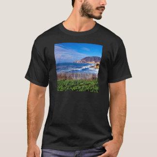 Meer Half Moon Bay Kalifornien T-Shirt