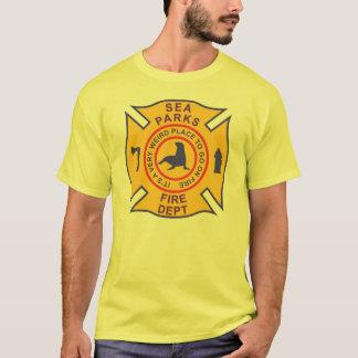 Meer parkt Feuerwehr T-Shirt
