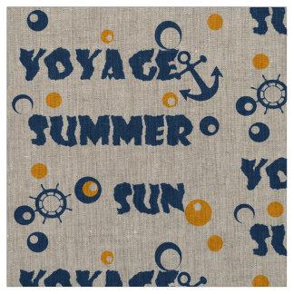 Meer, Reise, Sommer, Sonne Stoff