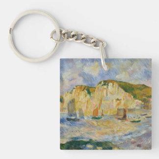 Meer und Klippen Schlüsselanhänger