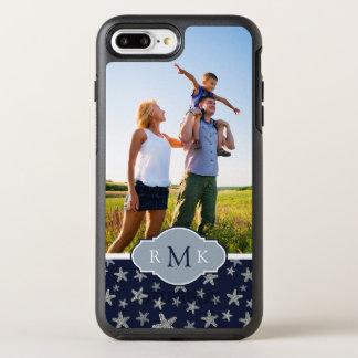 Meer von Starfish-Muster | Ihr Foto u. Monogramm OtterBox Symmetry iPhone 8 Plus/7 Plus Hülle