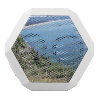 Meerblick auf der Oregon-Küste Weiße Bluetooth Lautsprecher