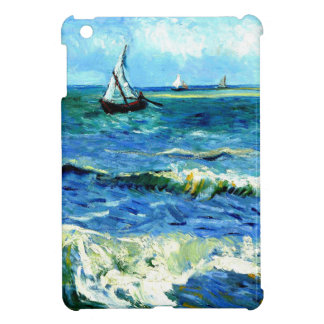 Meerblick bei Saintes-Maries, Vincent van Gogh iPad Mini Hülle