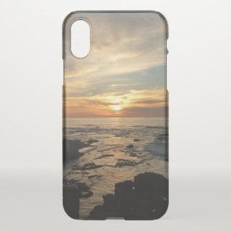 Meerblick San Diego Sonnenuntergang-I Kalifornien iPhone X Hülle