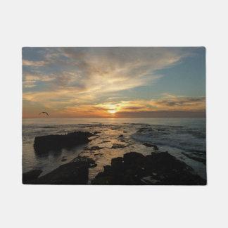 Meerblick San Diego Sonnenuntergang-I Kalifornien Türmatte