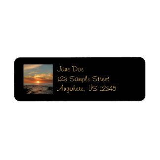 Meerblick San Diego Sonnenuntergang-II Kalifornien