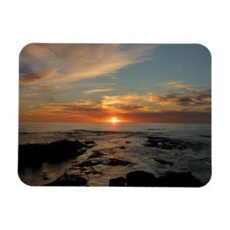 Meerblick San Diego Sonnenuntergang-II Kalifornien Magnet