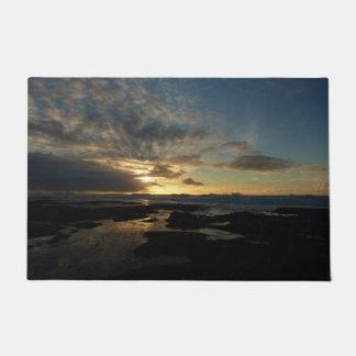 Meerblick San Diego Sonnenuntergang-III Türmatte