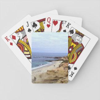 Meerblick Spielkarten