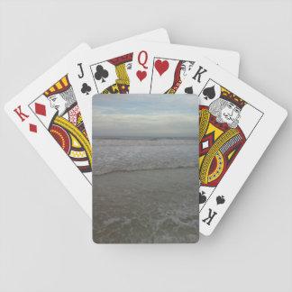 Meerblick-Spielkarten Spielkarten