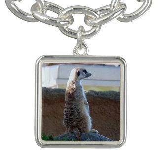 Meercat Charme-Armband Armband