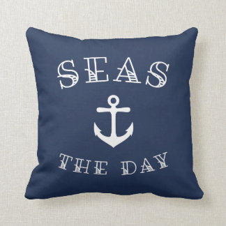 Meere der Tag Kissen