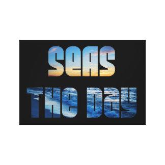 Meere der Tageskunst-Druck Leinwanddruck