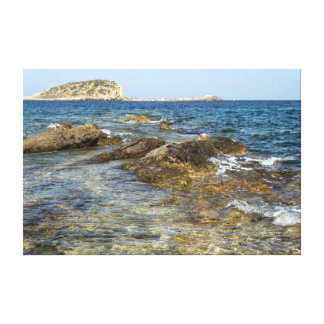 meeresküste leinwanddrucke