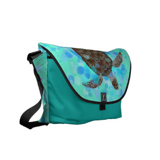 Meeresschildkröte-Bote-Tasche Kuriertasche