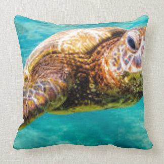 Meeresschildkröte-Kissen Kissen