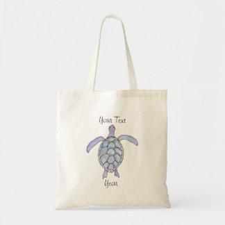 Meeresschildkröte Tragetasche