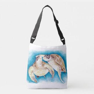 Meeresschildkröten Tragetaschen Mit Langen Trägern