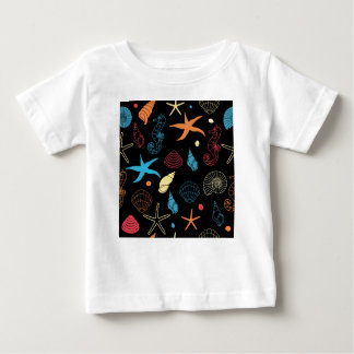 Meergeschöpfe Baby T-shirt