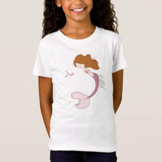 Meerjungfrau-Anstarren T-Shirt