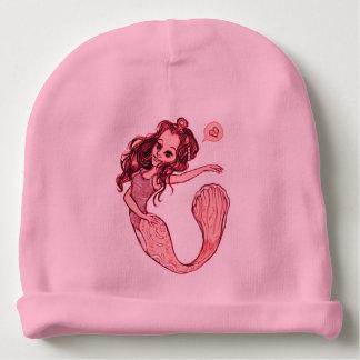 Meerjungfrau Babymütze