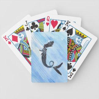 Meerjungfrau Bicycle Spielkarten