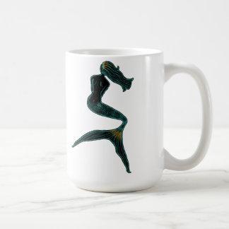 Meerjungfrau des Mondes Kaffeetasse