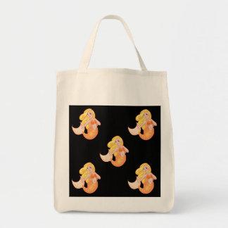Meerjungfrau-Einkaufstüte Tragetasche
