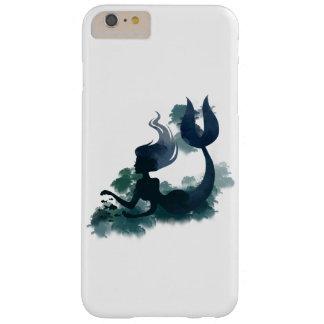 Meerjungfrau-Fantasie in den blauen Frauen oder im Barely There iPhone 6 Plus Hülle