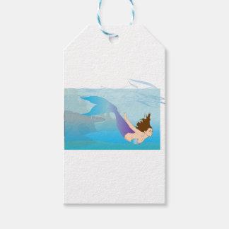 Meerjungfrau Geschenkanhänger