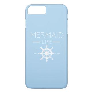 Meerjungfrau-Leben iPhone 7 Fall iPhone 8 Plus/7 Plus Hülle