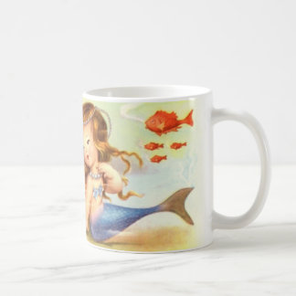 Meerjungfrau-Liebe-Tasse Kaffeetasse