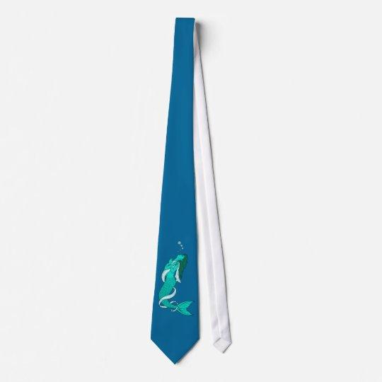 Meerjungfrau mermaid krawatten