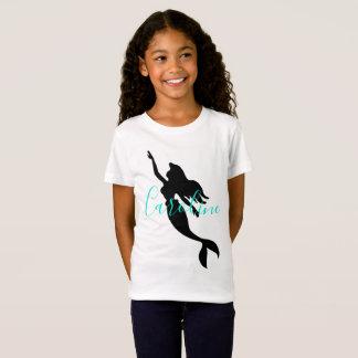 Meerjungfrau-NamensShirt T-Shirt
