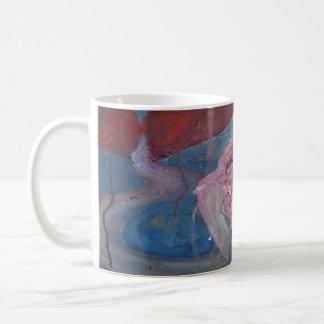 Meerjungfrau-Schale Kaffeetasse