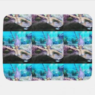 Meerjungfrau-Schwimmen Puckdecke