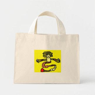 Meerjungfrau-Tasche Mini Stoffbeutel