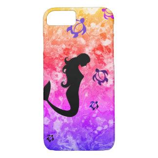 Meerjungfrau u. Freunde iPhone 7 Hülle