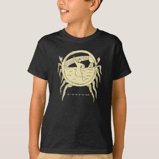 Meerjungfrau und T - Shirt der