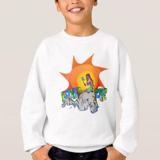 Meerjungfrau-Zombie Sweatshirt