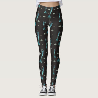 Meerjungfrauen Leggings