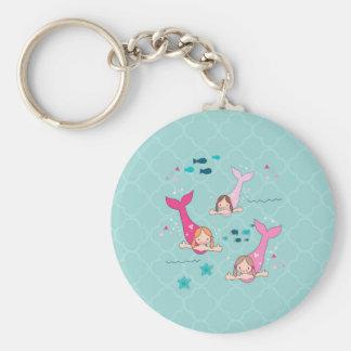 Meerjungfrauen Schlüsselanhänger