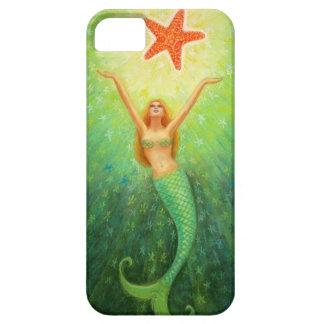 Meerjungfrau's-Stern iPhone 5 Fall iPhone 5 Etui