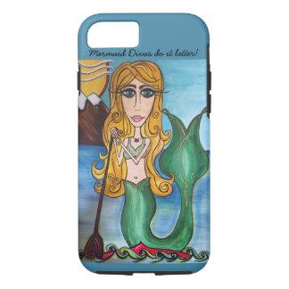 Meerjungfrautelefonkasten iPhone 8/7 Hülle